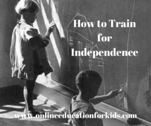 How to Train for Independence
