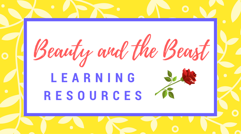 Beauty and the Beast Learning Ideas