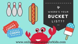 Summer Bucket List How to!